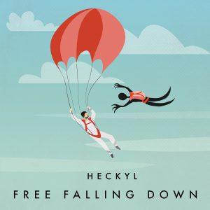 Free falling down jpeg